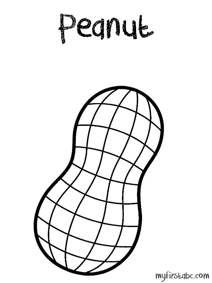 Peanuts Coloring Page - Coloring Home