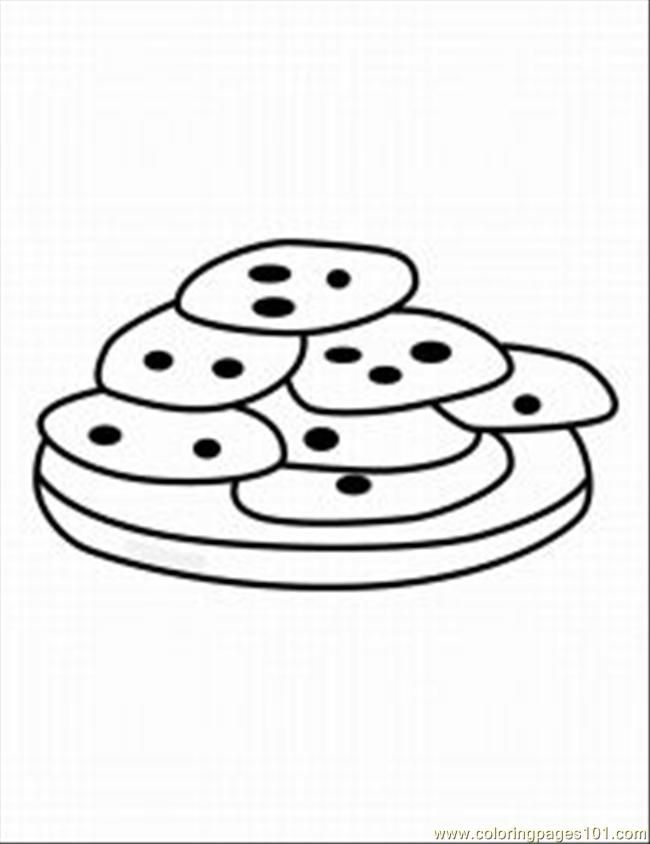 Cookie monster coloring pages free coloring home for Cookies coloring page