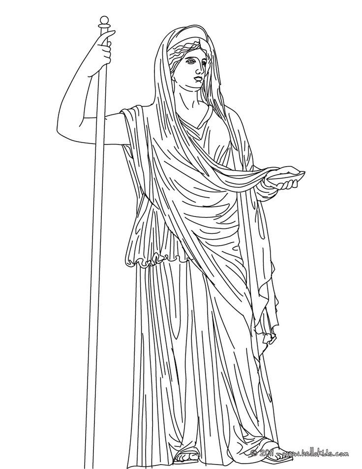 greek gods coloring pages - coloring pages of greek gods and goddesses coloring home