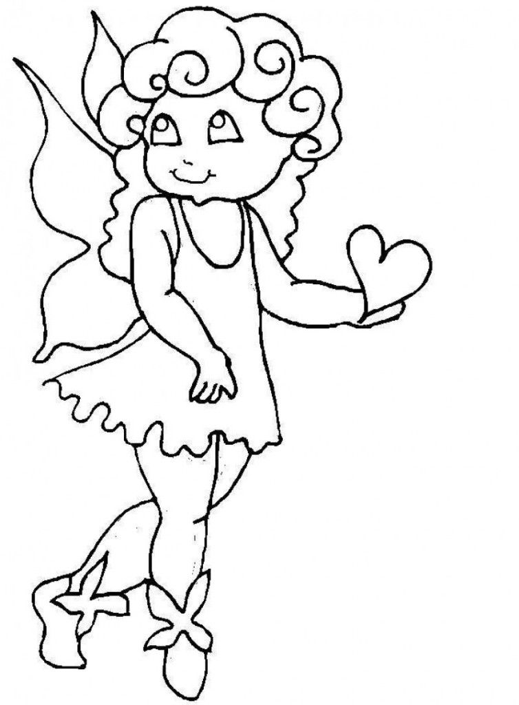 Cute Girly Coloring Pages - HD Printable Coloring Pages