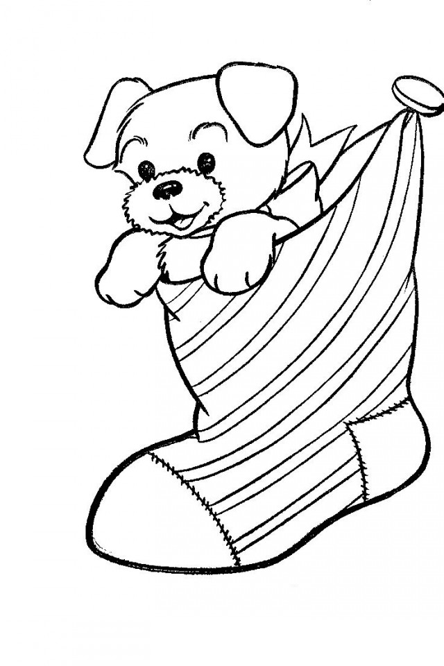 super dog coloring pages - photo#24