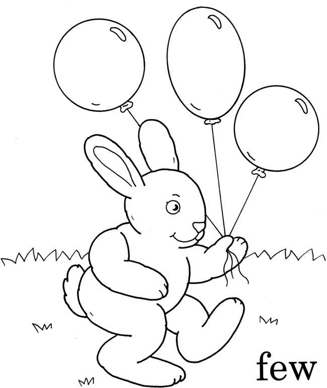 peeps coloring pages - photo#34