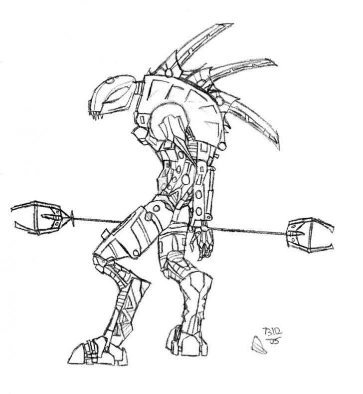 Bionicle-coloring-pages |coloring pages for adults,coloring pages