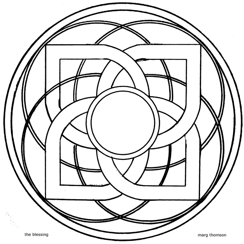 Easy Mandalas AZ Coloring Pages