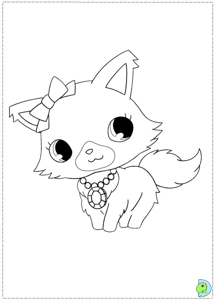 chibimaru coloring pages - photo#2