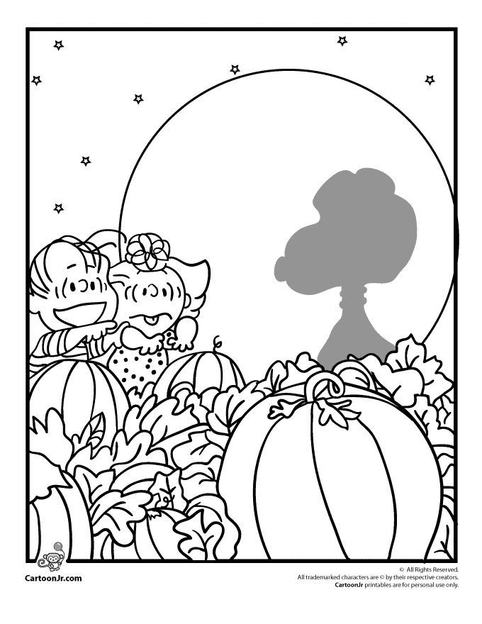 Great Pumpkin Charlie Brown Coloring Pages Coloring Home Great Pumpkin Coloring Pages