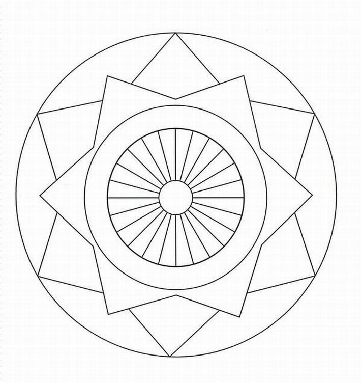 Colouring In Simple Patterns : Cool Designs Coloring Pages Coloring Home