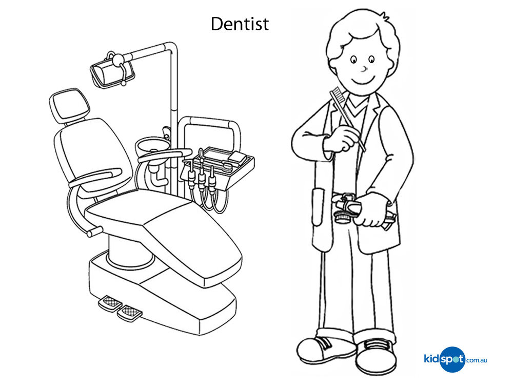 Dental Health Coloring Pages Kids on Dental Health And Teeth Preschool Activities Lessons Crafts