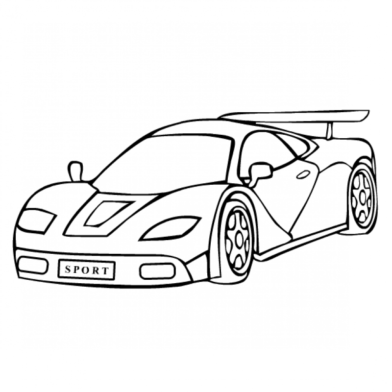 printable big rig coloring pages - photo#8