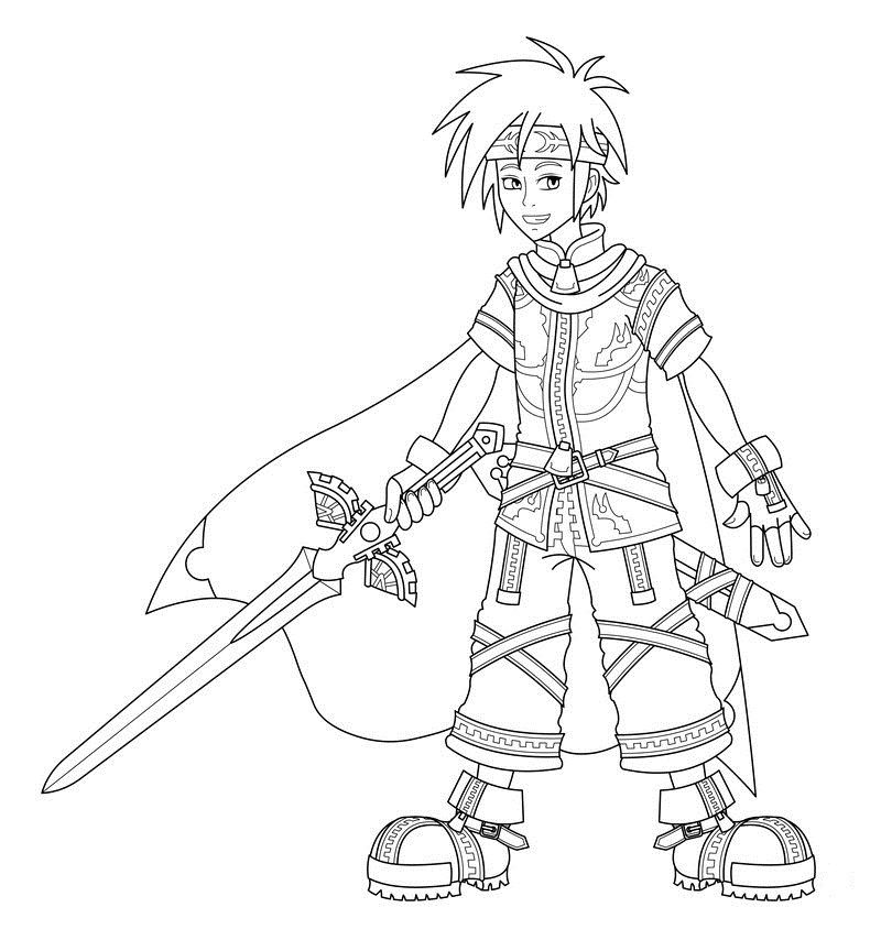 Kingdom hearts printable coloring pages coloring home for Kingdom hearts printable coloring pages