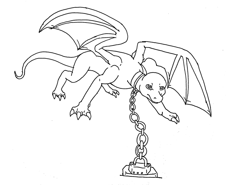 Dragon City Coloring Pages: Snot Rod Coloring Page