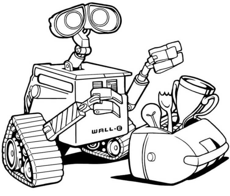 wall e coloring pages - great wall of china coloring page az coloring pages