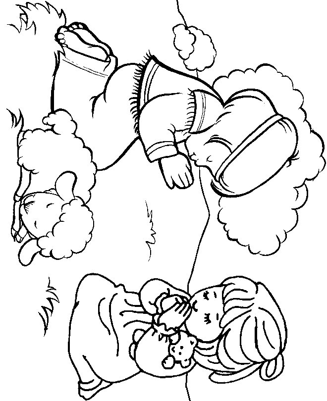 Prayer pages az coloring pages for Pray coloring pages free
