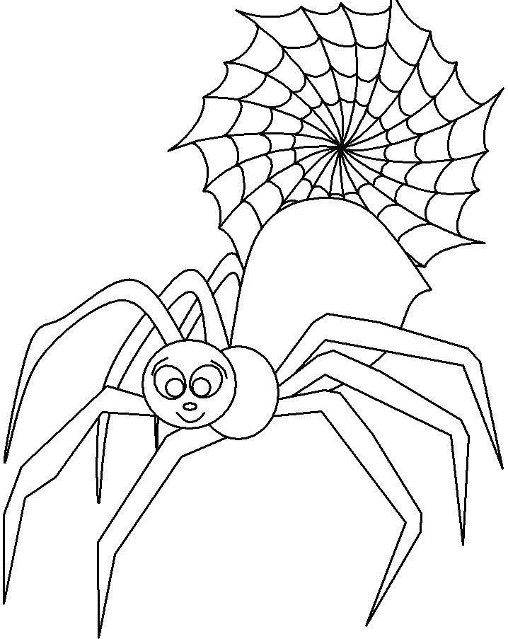 spider girl coloring pages - photo#5