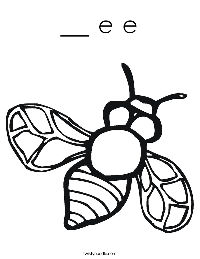 honey bee coloring pages coloring home