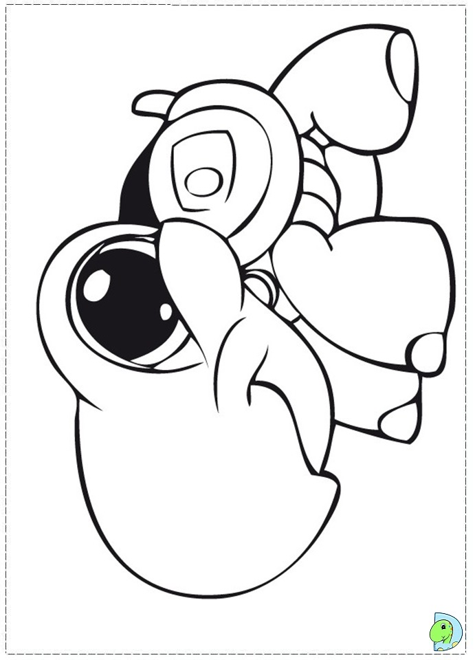 lps coloring pages to print - photo#31