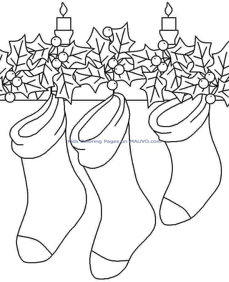 Childrens Christmas Stockings