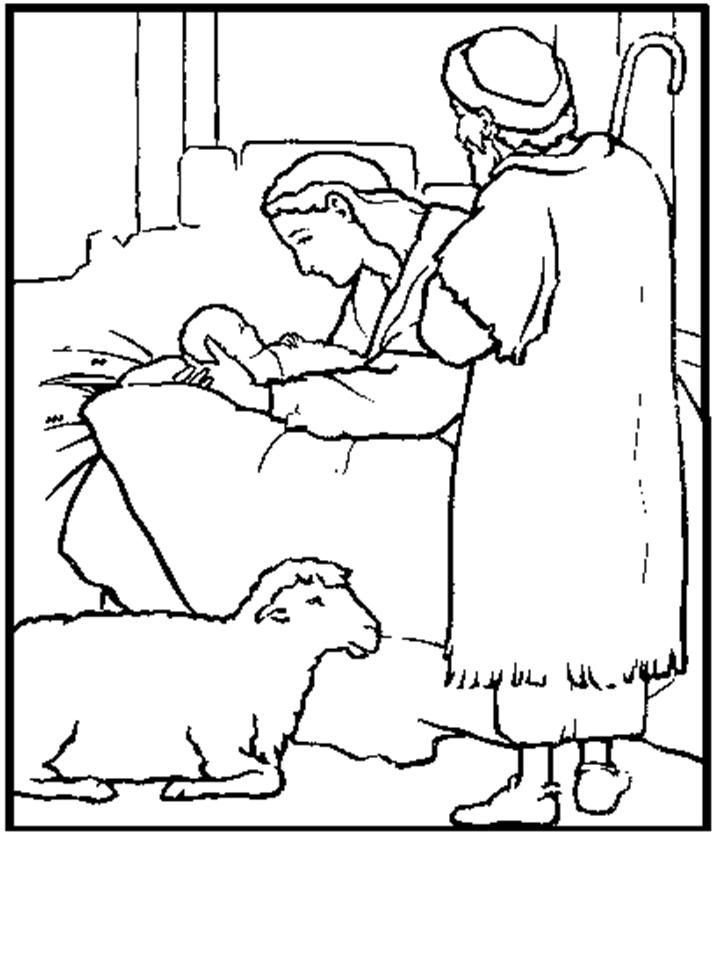 our father coloring pages - photo#21