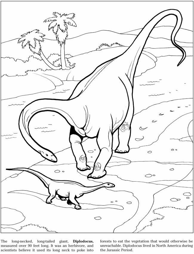 Pin diplodocus coloring pages on pinterest for Diplodocus coloring page