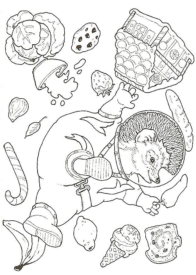Jan Brett Coloring Pages Az Coloring Pages Coloring Pages Jan Brett