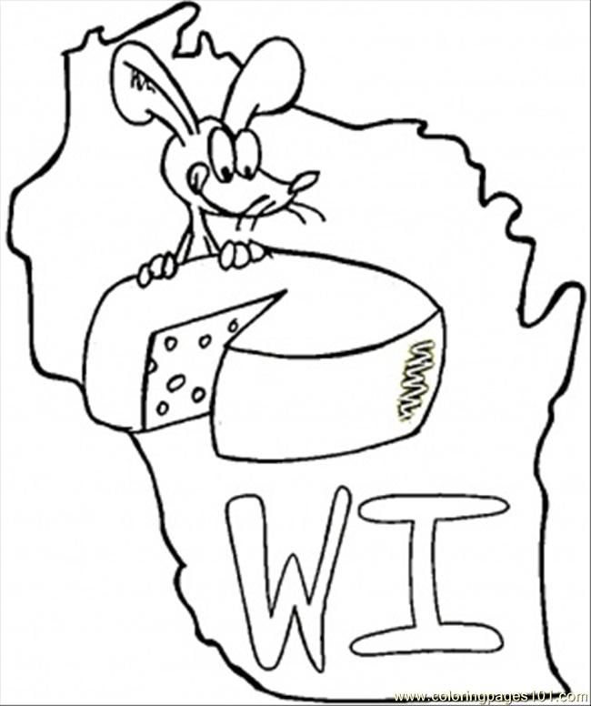 coloring pages badgers - photo#32
