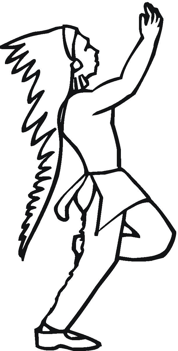 coloring pages cherokee indians - photo#31
