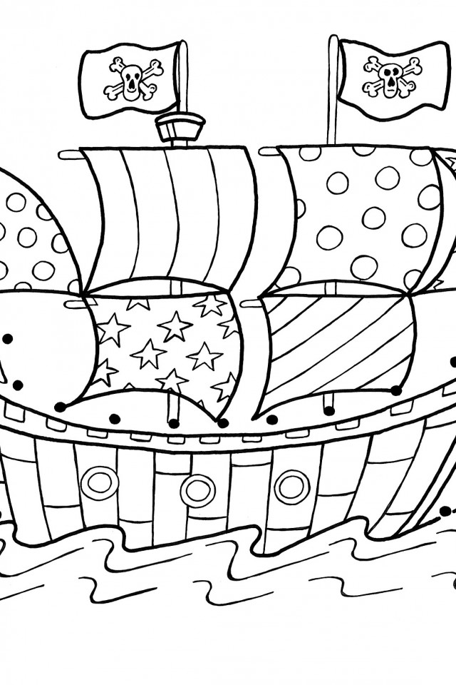 printible ship coloring pages - photo#38