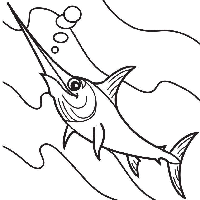 scuba diver coloring page coloring pages