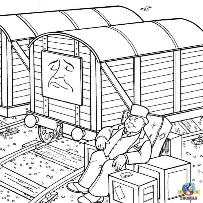 jet coloring book page - Thomas The Train Coloring Book