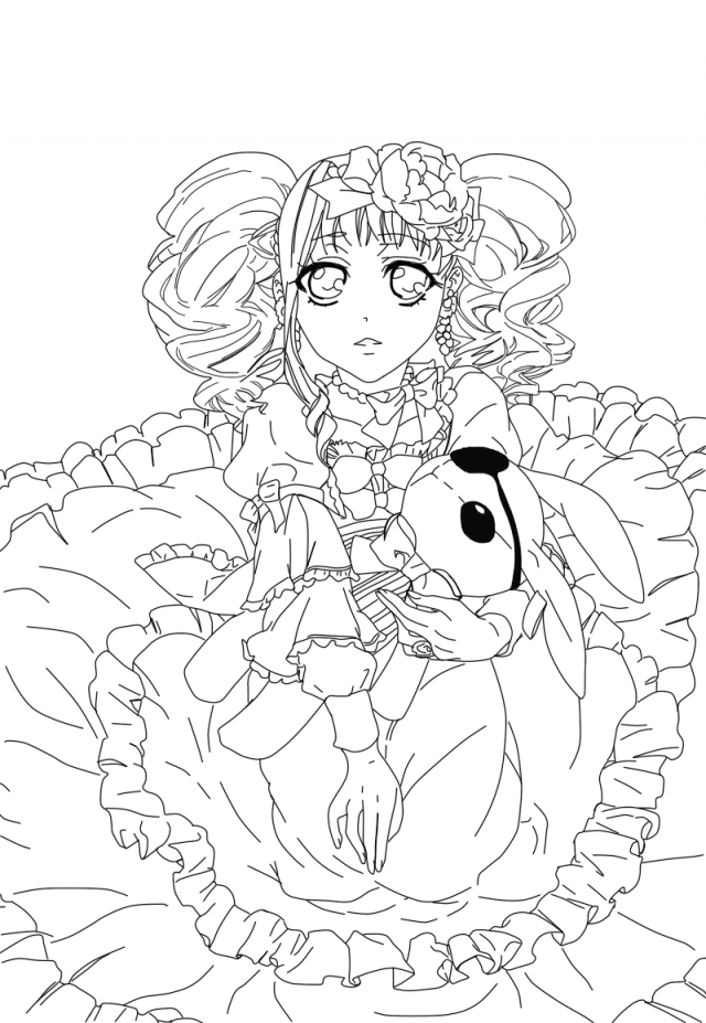 black butler chibi coloring pages viewing gallery 289462 - Black Butler Chibi Coloring Pages