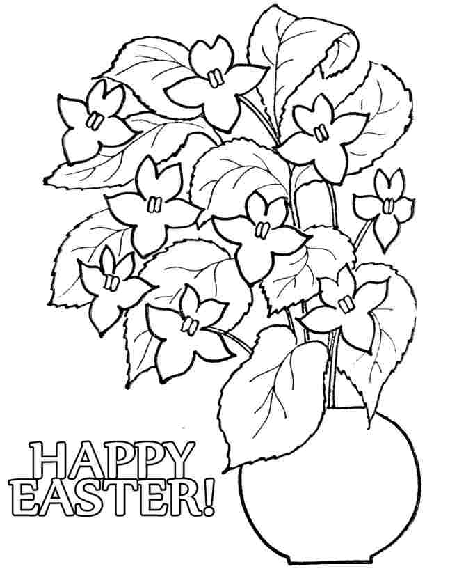 little flower coloring pages - photo#36
