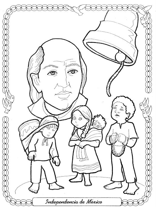 mexican independence day coloring pages mexican independence day coloring pages az coloring pages