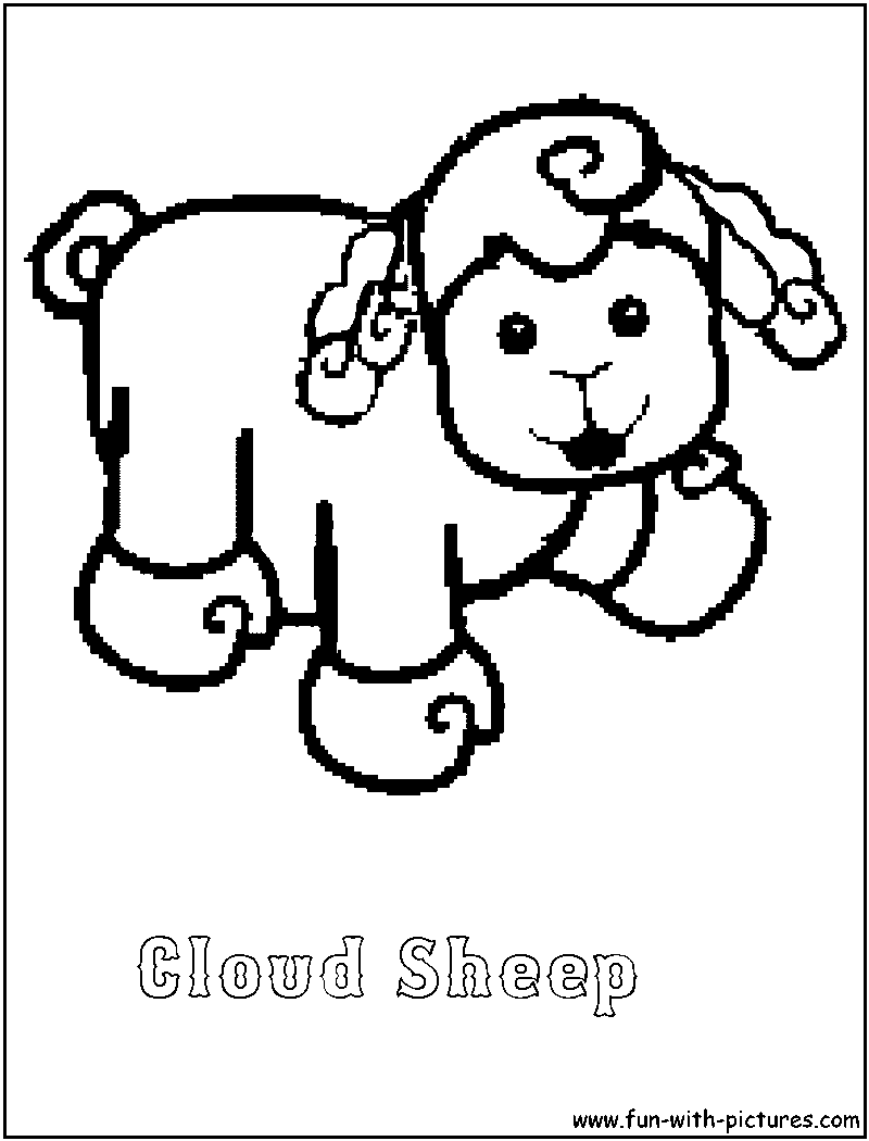 Webkinz coloring pages to print out az coloring pages for Webkinz coloring pages