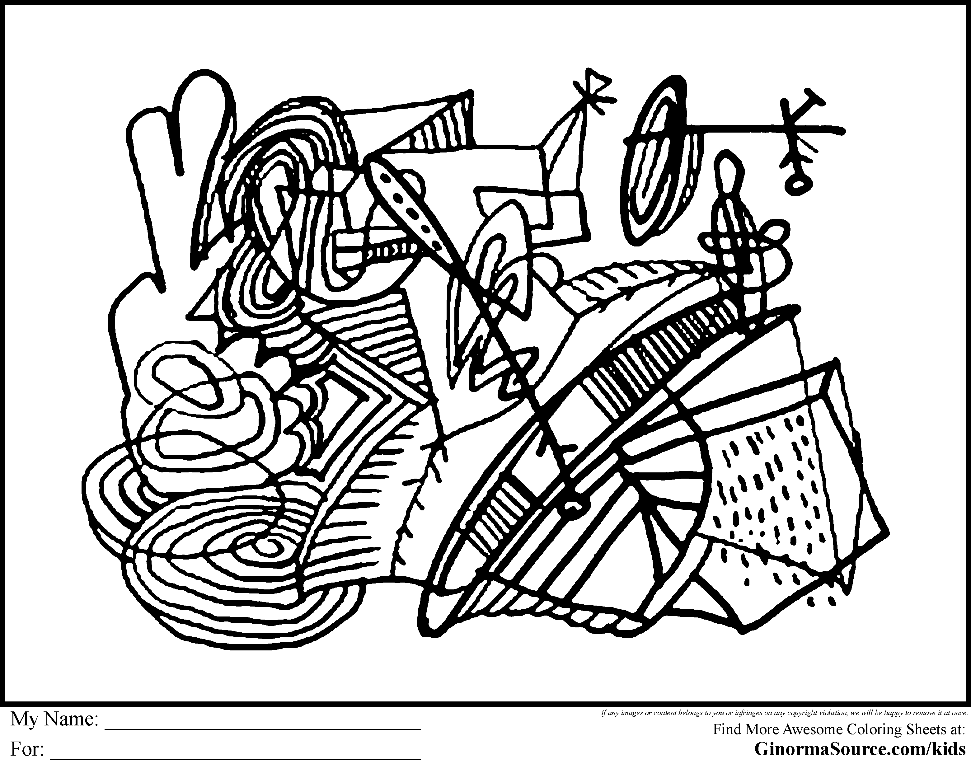 Advanced Art Coloring Pages : Coloring pages art home