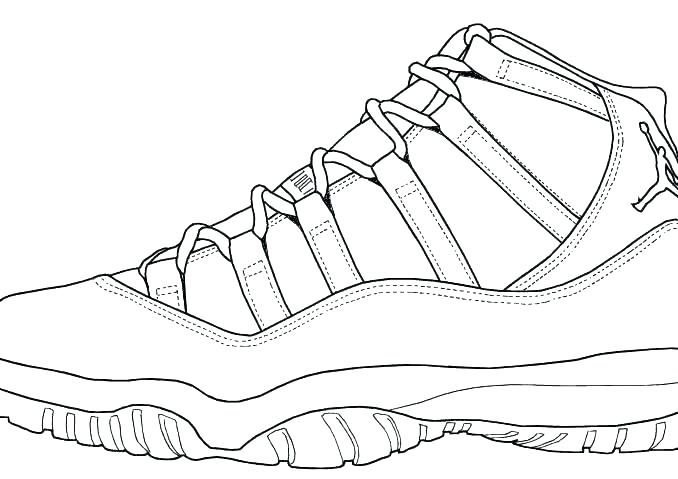 - Jordan 12 Coloring Pages - Coloring Home