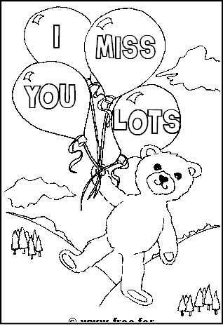 Get Well Soon Colouring Pages - www ...free-for-kids.com