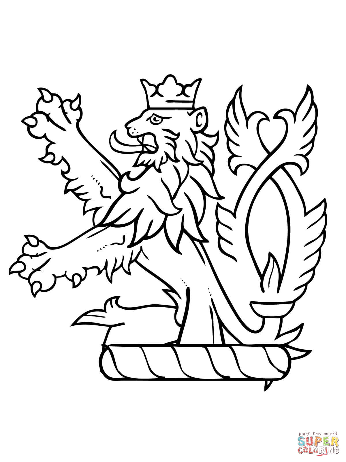 Outline Of Scotland Az Coloring Pages Scottish Coloring Pages