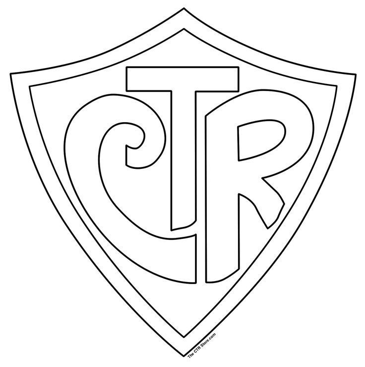 Ctr Coloring Pages Coloring Home