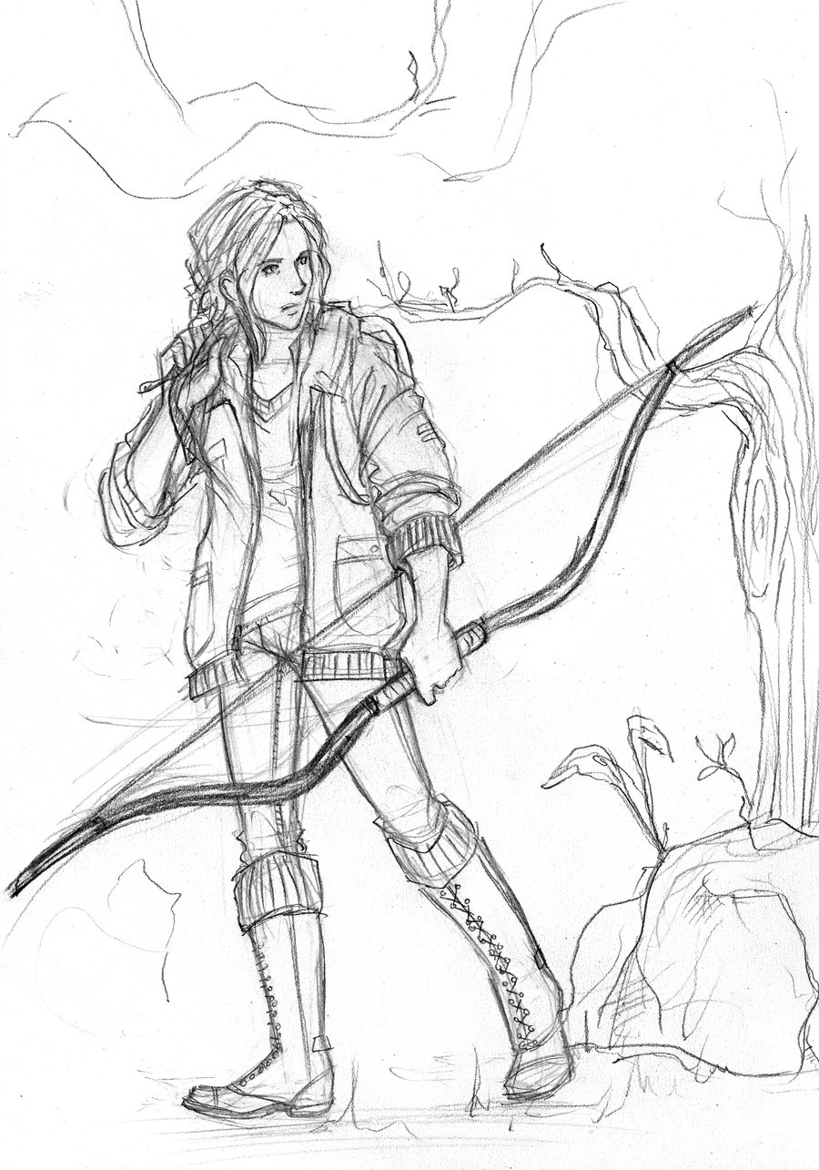 Hunger Games Coloring Pages At Getdrawings Free Download Coloring Home