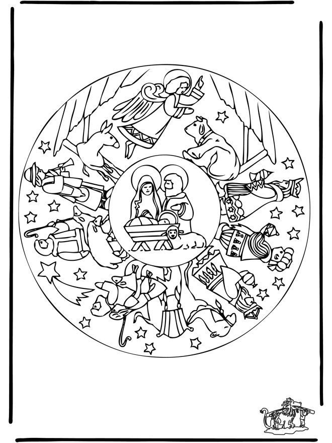 Manger Advent Coloring Page Az Coloring Pages Colouring Pages Nativity