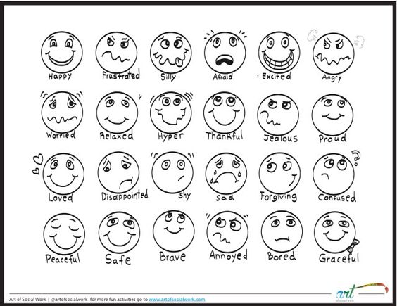 Emoji Coloring Pages - AZ Coloring Pages