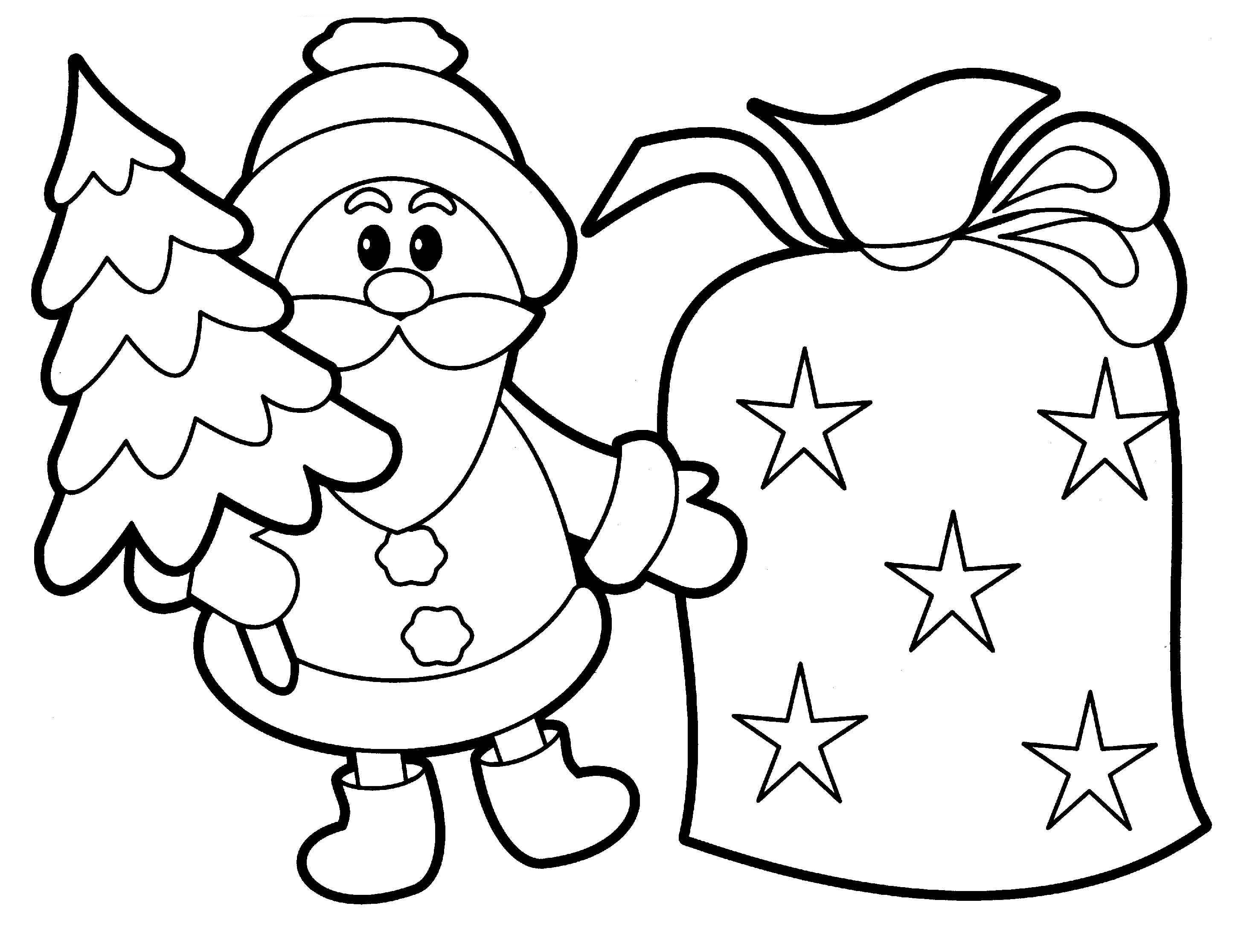 - Christmas Coloring Pages For Tweens - Coloring Home