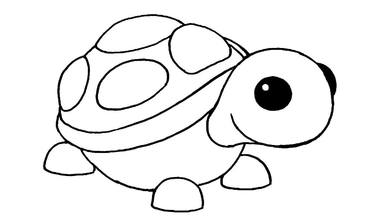 Adopt Me Coloring Pages   18NZA   Coloring Home