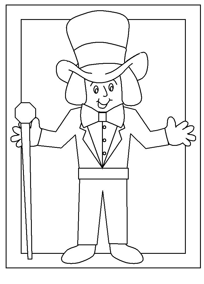 Charlie And The Chocolate Factory Coloring Pages Az Factory Coloring Page