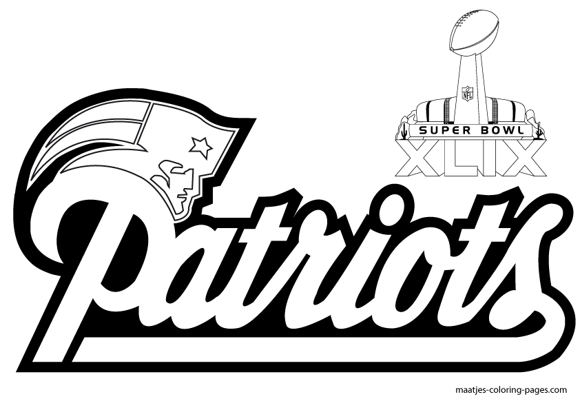 12 Pics of NFL Patriots Coloring Pages - New England Patriots Logo ...
