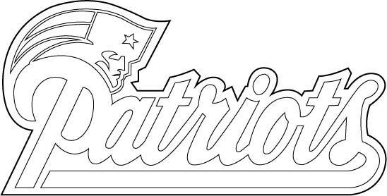 football coloring pages patriot - photo#16