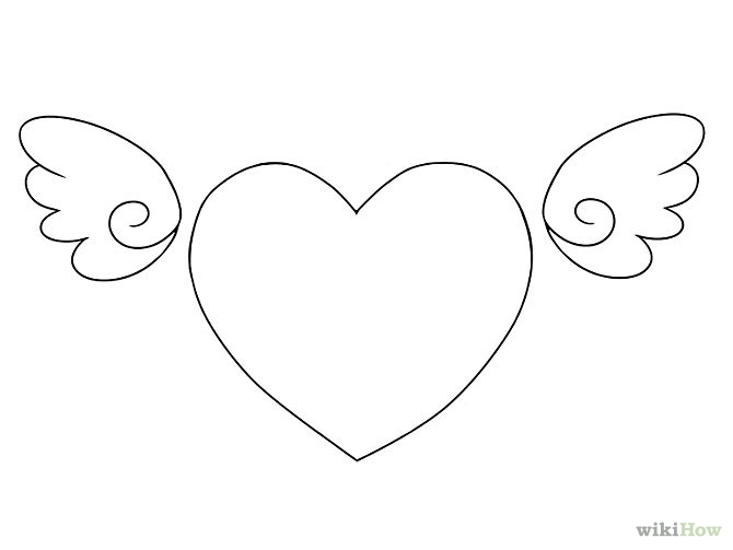 Coloring Pages Of Hearts With Chains
