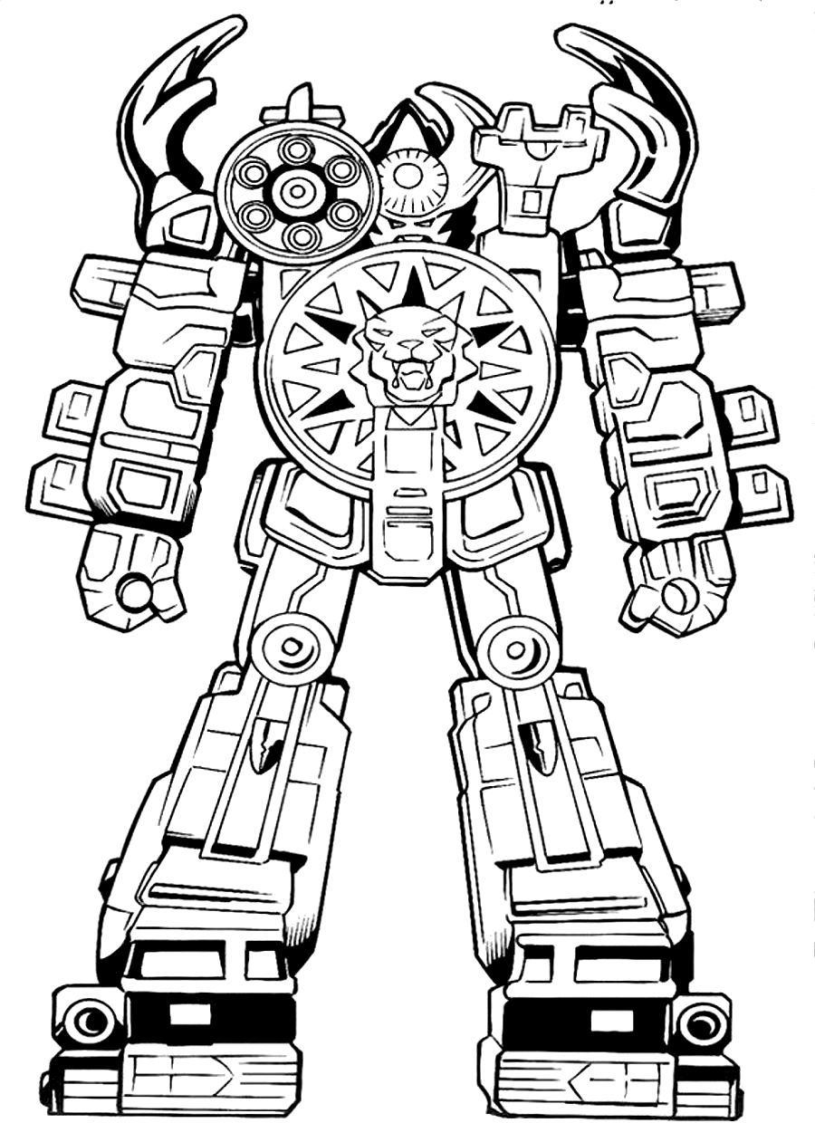 Lego Power Rangers Coloring Pages. Wild Kratts Coloring Pages ...
