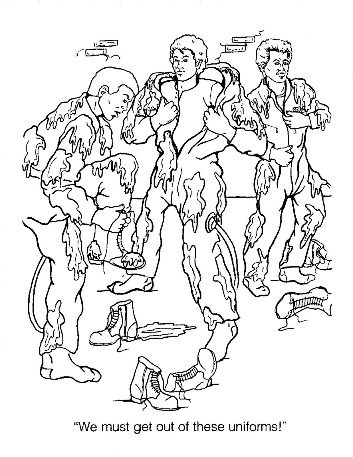 ghostbusters coloring pages az coloring pages