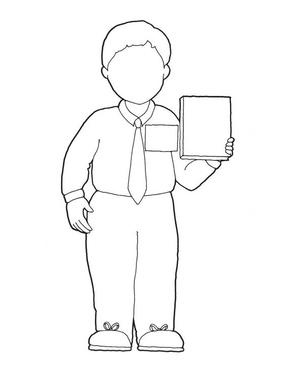missionaries coloring pages - photo#20